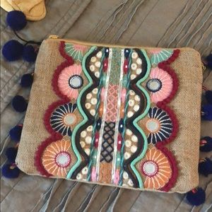 Handbags - Multicolor clutch